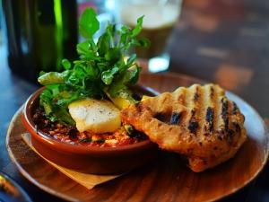 Olive + Gourmando: Oeuf Coquette