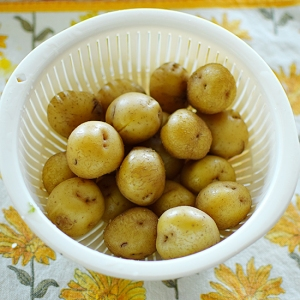 This is in case you don't know what potatoes look like.