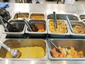 Moroccan Flavours: Toppings for Entrees