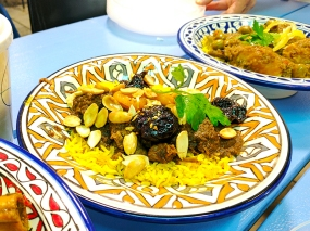 Moroccan Flavours: Beef Tagine