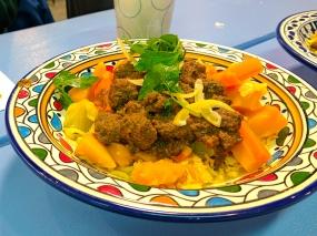Moroccan Flavours: Kofta Tagine