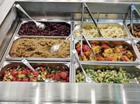 Moroccan Flavours: Mediterranean Salads