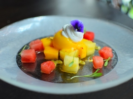 Quilon: Tropical Fruit Salad