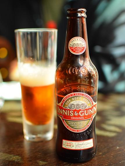 Quilon: Innis & Gunn