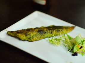 Quilon: Lemon Sole Cafreal