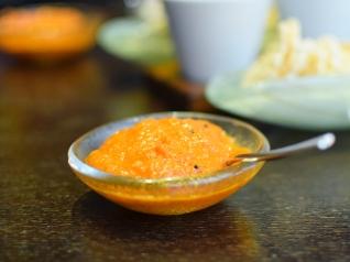 Quilon: Tomato Chutney