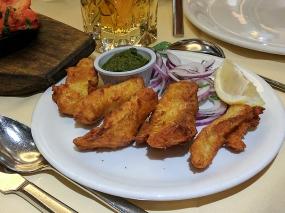 Punjab: Amritsari Fish