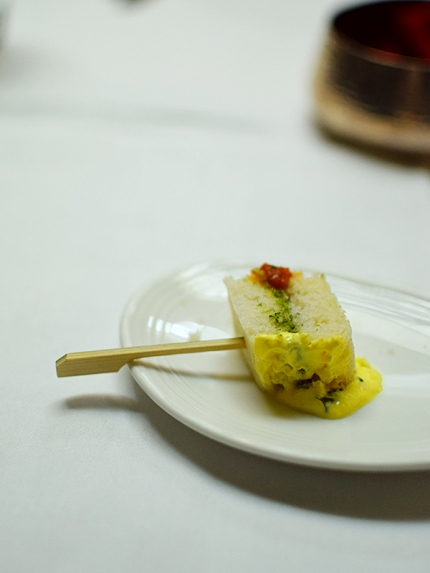 The Cinnamon Club: Amuse