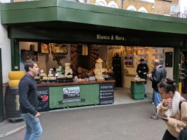 Borough Market: Cheese