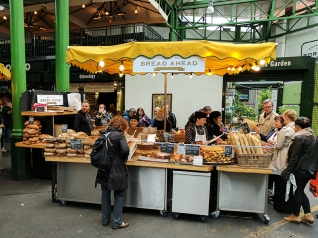 Borough Market: Bread