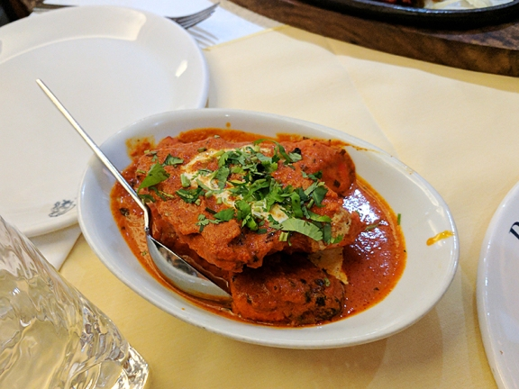 Punjab: Butter Chicken
