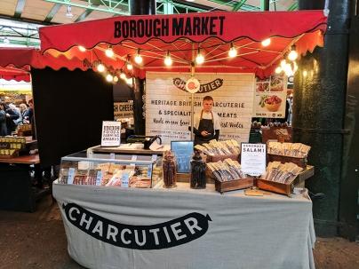 Borough Market: Charcuterie