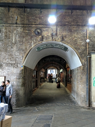 Borough Market: Exit