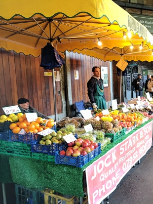 Borough Market: Fruit