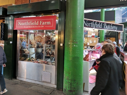 Borough Market: Northfield Farm