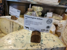 Paxton & Whitfield: Stilton