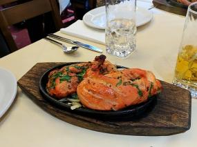 Punjab: Chicken Tandoori