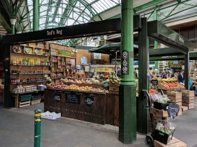 Borough Market: Produce
