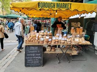 Borough Market: Bread