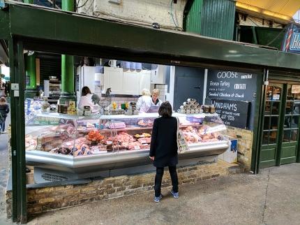 Borough Market: Wyndham's