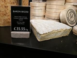 Neal's Yard Dairy, Covent Garden: Baron Bigod