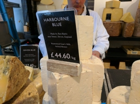 Neal's Yard Dairy, Covent Garden: Harbourne Blue