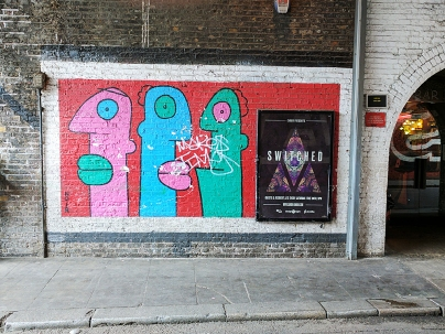 Street Art: More Thierry Noir