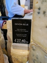 Neal's Yard Dairy, Covent Garden: Devon Blue