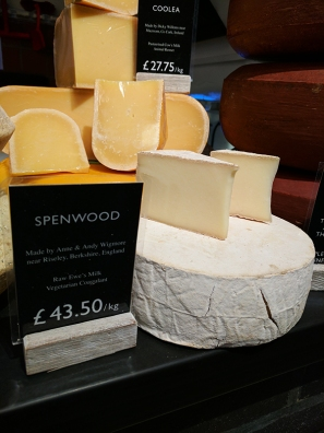 Neal's Yard Dairy, Covent Garden: Spenwood