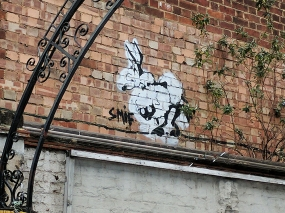 This piece above is by Smif.