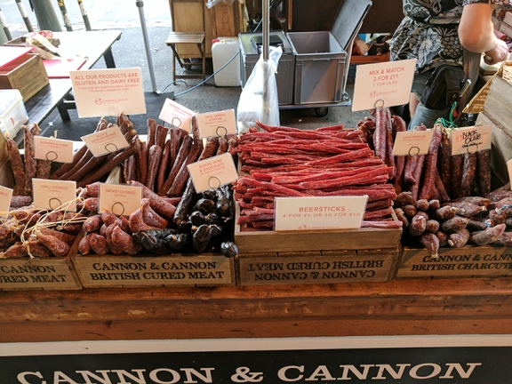 Borough Market: Cannon & Cannon