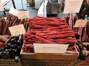 Borough Market: Beersticks