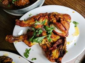 Lahore Kebab House: Chicken Leg