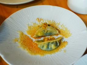 A. Wong: Chinese Chive Potsticker Dumpling