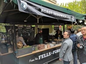 Borough Market: Herdwick Lamb