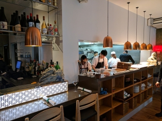 A. Wong: Kitchen