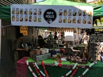 Borough Market: Papi's Pickles