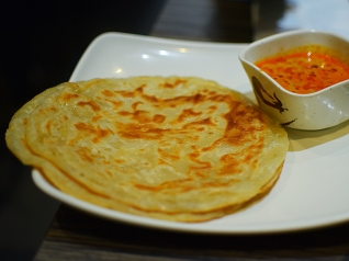 And the pratas/parathas are excellent.