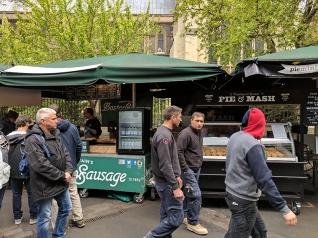 Borough Market: Pieminister