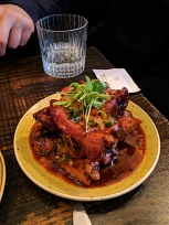 Gunpowder: Nagaland House Crispy Pork Ribs w. Tamarind Kachumber