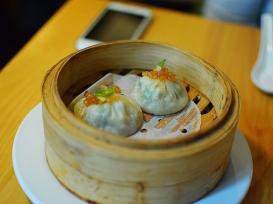 A. Wong: Shanghai Steamed Dumpling