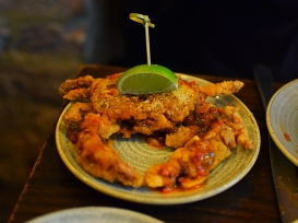 Gunpowder: Karwari Soft Shell Crab
