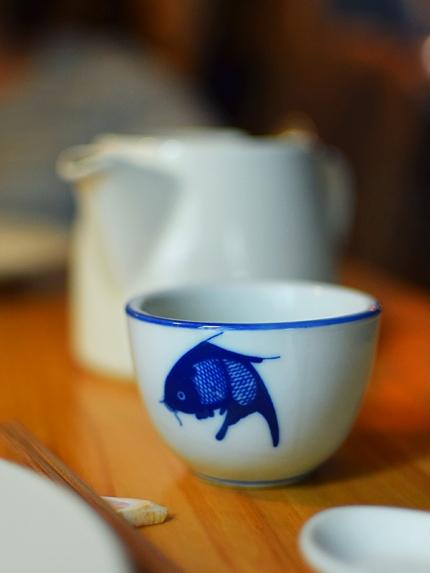 A. Wong: Tea