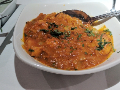 Ajanta: Chicken achari