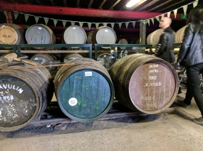 Lagavulin: Warehouse Experience casks