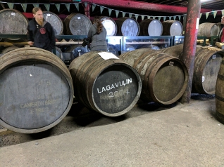 Lagavulin: More Warehouse Experience casks