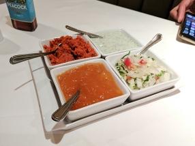 Ajanta: Chutneys etc.