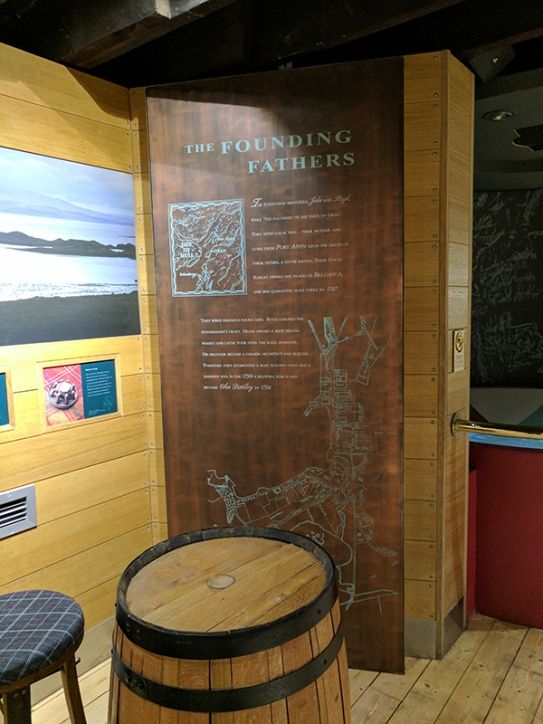 Oban: Founding Fathers