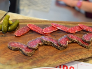 Barrafina, Covent Garden: Fuet Selection