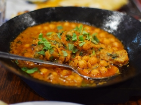 Tayyabs: Murg channa